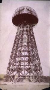 Torre Wanderclyffe. El sueño final de Tesla de enviar energía fría a todo el mundo.