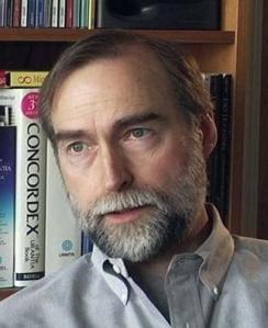 Imagen actual de Peter Lindemann, cofundador de Borderland Sciencies y autor del libro