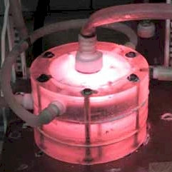 Demostración del generador de hidrógeno de Kanarev de 3Kw en 2002 Krasnodar, Russia. Año 2002.