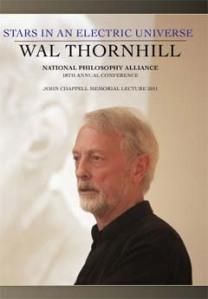 Wallace Thornhill y el Universo Eléctrico