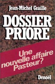 El libro de Graille, sobre Antoine Prioré.