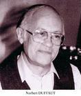 Norbert Duffaut (1923-93) suicidado en extrañas circunstancias.