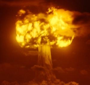 Toda explosión genera entropía.