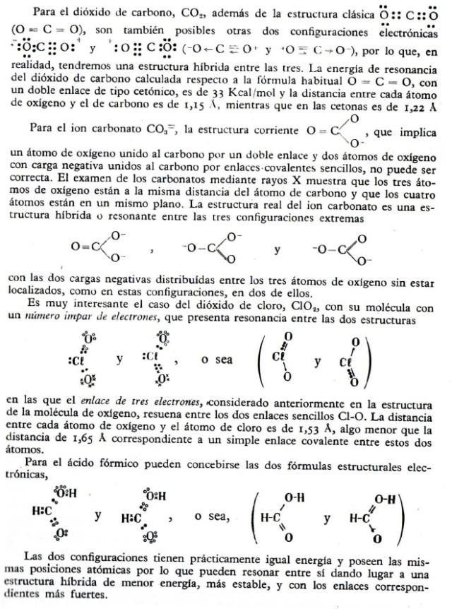 Estructura de Lewis del Dióxido de Cloro