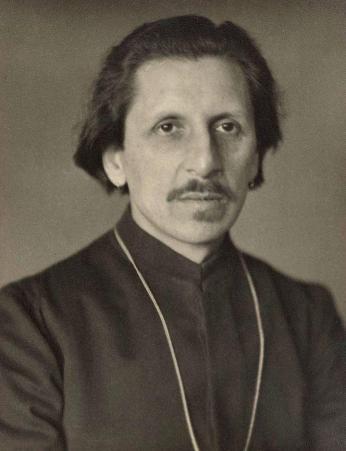 Ananda Coomaraswamy.