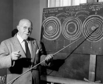 El último Leonardo Da Vinci, Walter Russell.
