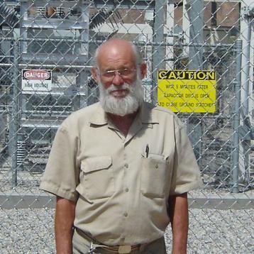Eric Oollard, en una imagen actual.