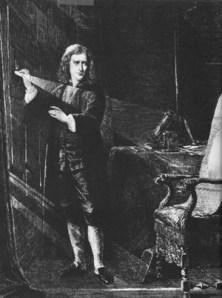 Newton y su experimento del prisma.