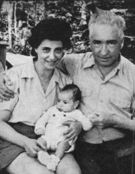 Escena familiar de Wilhelm Reich.