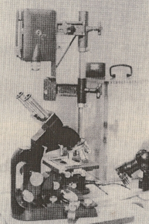Microscopio de Reich. Fuente; Los Experimentos con Biones.