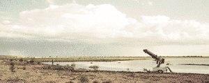 Cloudbuster de DeMeo en Africa.