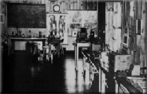 Laboratorio de Wilhelm Reich.