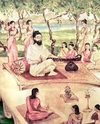 Abhinavagupta. filósofo del siglo IX del Shivaismo de Cachemira Advaita o Tantrismo.