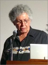 James De Meo durante su intervención en el Congreso de Orgonomia.