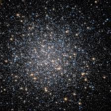 El Cúmulo Globular Messier 13.