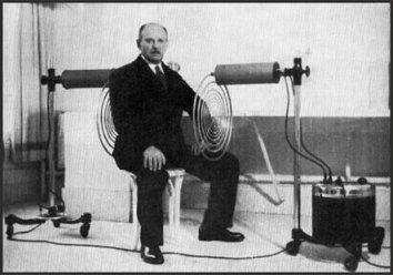 George Lakhosky y su Oscilador de Ondas Múltiples.
