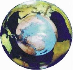 El Núcleo interno de la Tierra en estado de plasma, acrearía el orgón (neutrinos) según Meyl.